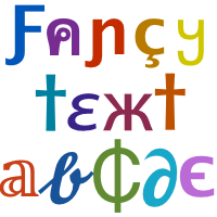 cool text generator